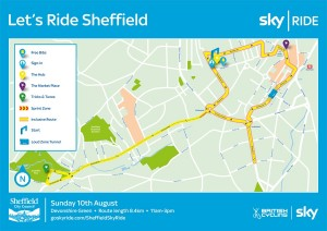 Lets Ride Sheffield