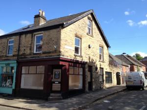Sharrow Vale Shop for Sale