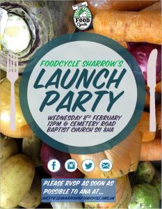 FoodCycle Sharrow